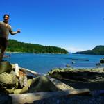 Morgan retrouve les quais où le voilier de ses parents était amarré il y a 22 ans, lors de son premier voyage autour du monde en famille... en savoir plus --> http://solidream.net/pender-vancouver-island-puis-la-chasse-aux-pecheurs/