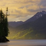 Inside Passage, British Columbia.