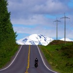 Highway #37, British Columbia, Canada.