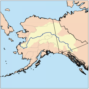 Le Yukon dans son ensemble