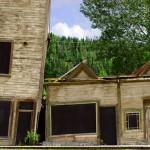Construite en hâte à l'époque de la ruée vers l'or, Dawson a su conserver certains bâtiments qui datent de sa naissance, à la fin du XIXème siècle.