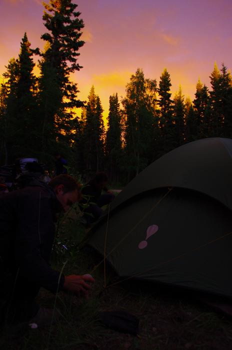 12 monter le camp avant la pluie solidream r ves - Les bronzes bonsoir nous allons nous coucher ...