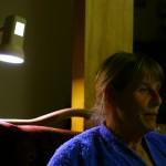 Johanna nous accueille à Turangi. Membre active du site web Couchsurfing, elle a accueilli près de 600 personnes chez elle à ce jour par ce biais! Venue des Pays-Bas s'installer chez les Kiwis il y a longtemps, elle nous a aidé dans notre quête vers la Tongariro River en gardant nos vélos en sécurité chez elle et en nous déposant au pied de la rivière le jour J