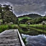 Solidream s'essaie à l'art avec cette photo (en HDR, pour les connaisseurs...). L'arrière-pays australien offre quelques visions inspirantes pour nos objectifs !