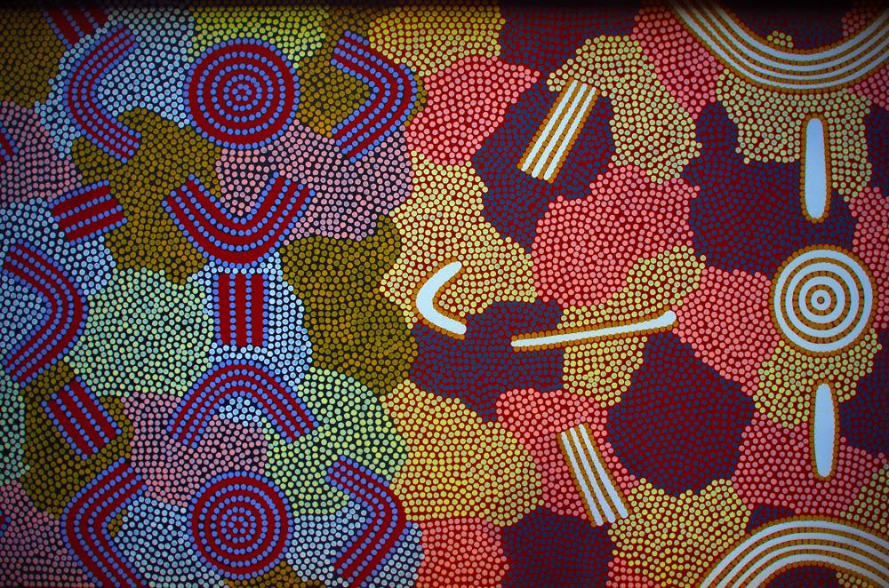 Extrem 7. Art aborigène | Solidream - Rêves, Défis et Partage WB03