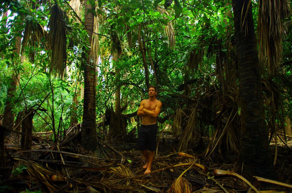 Siphay dans la jungle