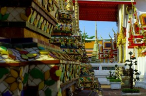 Les temples thaïlandais