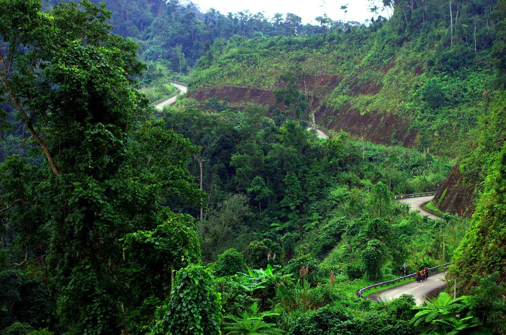 Les routes tortueuses du Vietnam