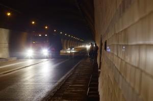 Les tunnels de Chine