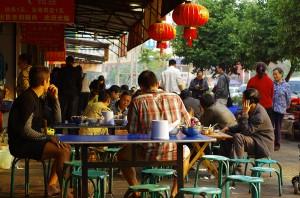 Petit dej' chinois : la soupe populaire !