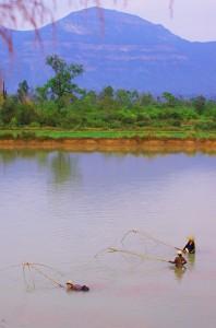 Pêcheurs Lao