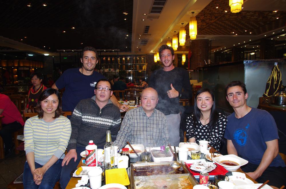 M. Xiang et ses collègues