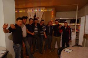 Compagnie kirghize pour danser