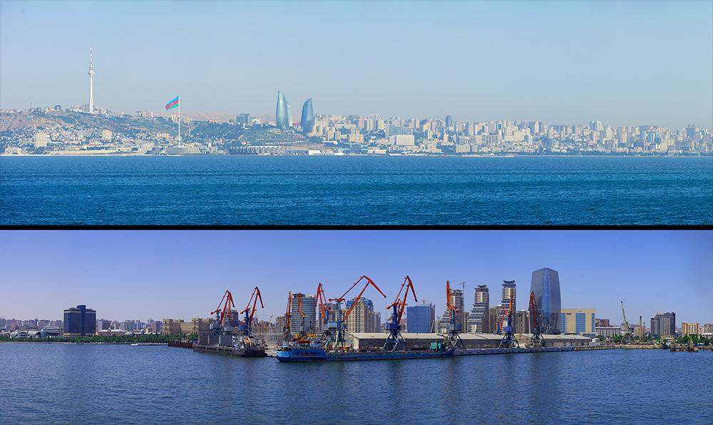Décompression, quiétude et sérénité. Nous arrivons à Bakou en Azerbaïdjan, le dernier pays où nous avons dû demander un visa à l'avance. Désormais, plus besoin de chinoiseries en tous genres dans les ambassades pour continuer notre route jusqu'à la maison. Le 13 juin, en fin d'après-midi, nous traversons la grande et riche capitale sans prendre le temps de visiter. Il est tard et nous devons nous éloigner de la ville pour camper et, au matin, tracer en direction de la mer Noire.