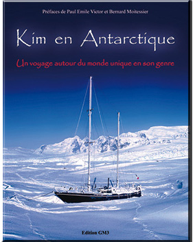 Livre Kim en Antarctique