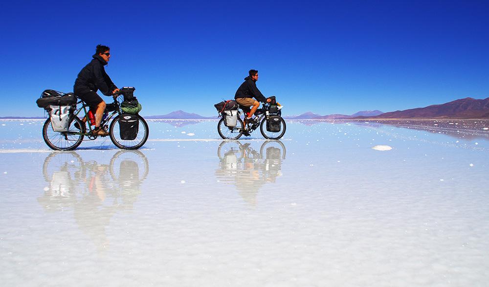Faire le tour du monde à vélo - Préparation