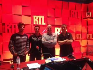 Solidream sur RTL