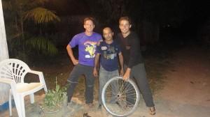 João est un de ces rares camionneurs à arpenter la route transamazonienne