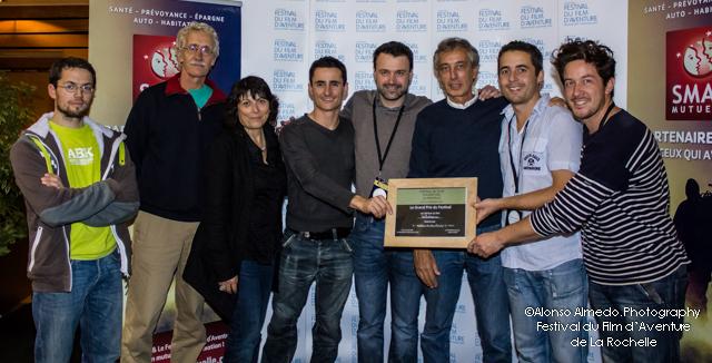 Grand Prix du Jury au FFA de La Rochelle 2014